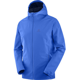Salomon Essential Jas Heren blauw